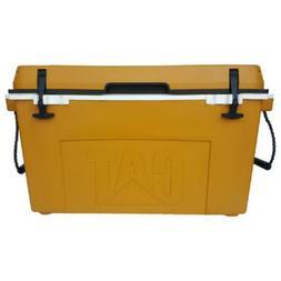 55 Qt. Caterpillar Chest Cooler Machine Locking Job Site Tai