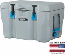 new 55 quart high performance cooler free