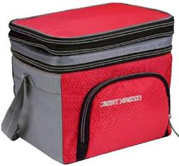 Ozark Trail 6 Can Cooler, Red