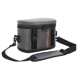 Ozark Trail 6-Can Premium Cooler With Heat-Welded Main Body,