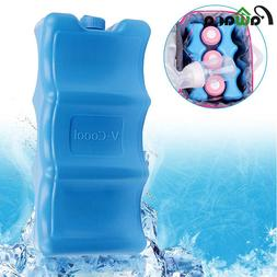 600ml Reusable Ice Bricks Ice Block Pack <font><b>Cooler</b>