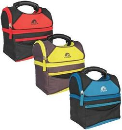 Igloo 62841 Playmate Gripper Lunch Bag Cooler, Assorted Colo