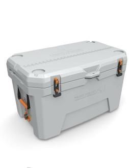 Ozark Trail 73-Quart High-Performance Cooler, Gray Camping H