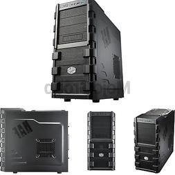 Cooler Master USA System Cabinet Cases RC-912-KKN1-GP, Black