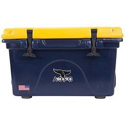 ORCA Cooler, Blue/Gold, 26 quart