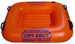 Tube Pro Premium Orange River Cooler Carrier 50 Quart