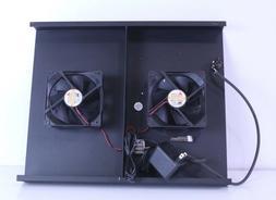 Active Thermal Management  Dual-Mode Component Cooler/ Fans