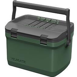 adventure 16 quart green cooler