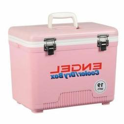 ENGEL AIRTIGHT DRY BOX COOLER 19QT QUART PINK UC19P