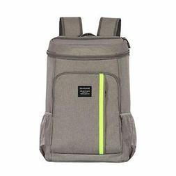 Backpack Cooler Soft Waterproof Ice Pack Bag for Men Women L