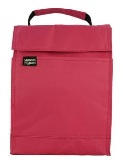 Ensign Peak Basic Insulated Lunch Sack / Bag, Tote Reusable,