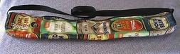 Burton Beeracuda Das Cuda Beer-Soda Can Cooler w/Black Strap