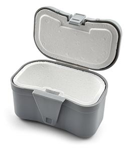 South Bendsouth Bend Insulated Bait Holder,Grey