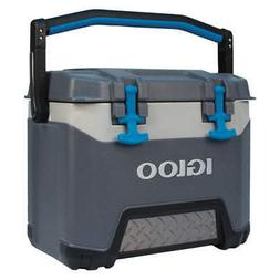 IGLOO 00049782 Beverage Cooler,25 qt. Cap.,Gray