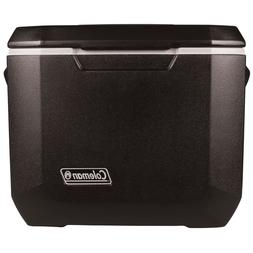 Black Coleman 50 Qt Extreme Picnic Cooler insulated easy tra