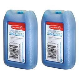 Rubbermaid Blue Ice Mini Pack, Reusable, 1026-TL-220, 8 OZ