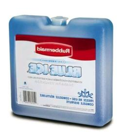 """Rubbermaid Blue Ice Weekender Pack 7"""" x 6.7"""" For Cooler Lunc"""