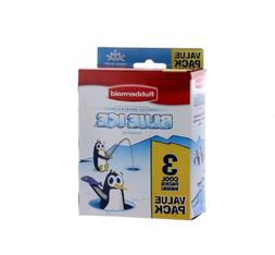 Rubbermaid Blue Ice - Ice Substitute. 3 Cool Packs Inside!
