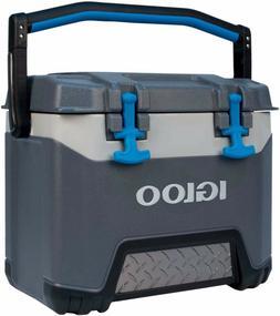 Igloo BMX 25 Quart Cooler -SHIPS FREE, Carbonite Gray/Ca