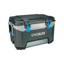 Igloo BMX 52 Quart Cooler -SHIPS FREE, Carbonite Gray/Ca