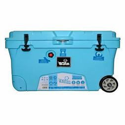 Brand NEW nICE 75-Qt. Roto Molded Cooler With Wheels - Light