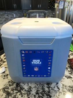 **BRAND NEW** BUD LIGHT NFL FOOTBALL Colman Extreme Cooler 5
