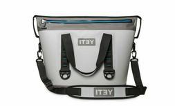 BRAND NEW - Yeti Hopper Two 30 Soft Cooler Fog Gray / Tahoe
