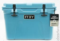 BRAND NEW YETI Tundra 35 Cooler Reef Blue Free Shipping. YT3