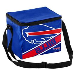 Buffalo Bills Official NFL Cooler 6 Pack Ice Box Lunch Bag b