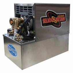 Weldtec C 45-1 Water Cooler Premium Vane Pump 115 Volt 4 Gal