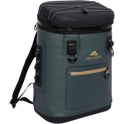 Camping Ice Box Premium Soft Side Backpack Cooler Hopper Fli
