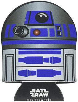 Can Huggers - Star Wars - R2D2 Diecut Huggie w/card New 0869