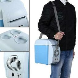 Car Small Refrigerator 12V Mini Fridge Compact Refridgerator
