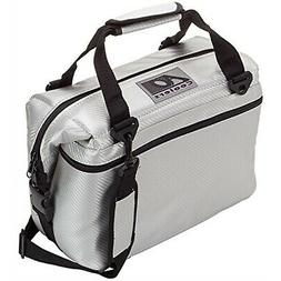AO Coolers Carbon Soft Cooler with High-Density Insulation,
