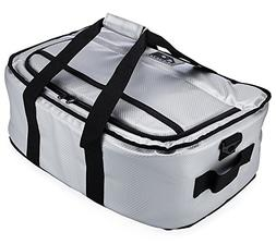 38 Pack Carbon Stow-N-Go Soft Cooler