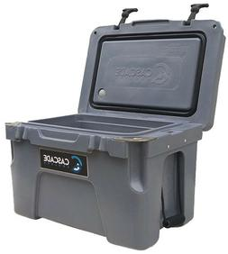 CASCADE COOLERS CHARCOAL GRAY 25L 25 LITERS PRO SERIES ROTOM