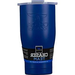 Orca Chaser 27 oz. Tumbler with Sealed Body | Blue & White T