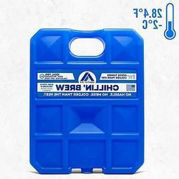 Arctic Ice Chillin Brew Series Reusable Cooler Pack, .75-Pou