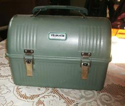 STANLEY CLASSIC 10 QT LARGE  INSULATED LUNCHBOX W/ 24 OZ. IN