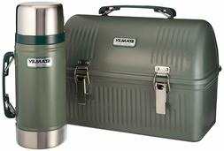 Stanley Classic Lunch Box and Classic Vacuum Food Jar Combo,