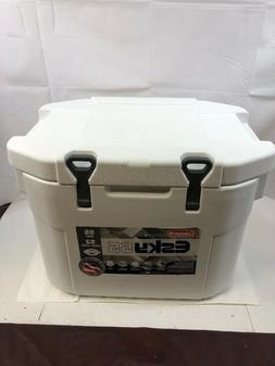 COLEMAN CO. Cooler 55Qt Esky White-Long Ice Life Cooler-3000