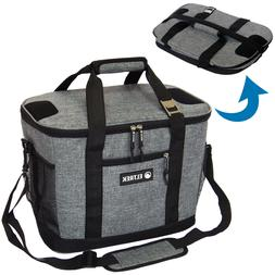 collapsible insulated cooler bag 30 can