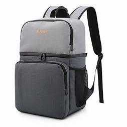 TOURIT Cool Rucksack Lightweight Leakproof Bag Large Capacit