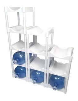 Cooler Bottles Buddy Storage System White 12-Pack
