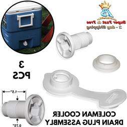 """Coleman Cooler Drain Plug Assembly for Xtreme Coolers 1.5"""" S"""