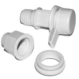 Coleman Cooler Drain Plug Assembly for 150 Quart Marine Cool