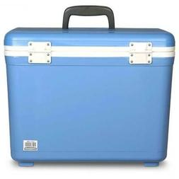 Engel Cooler/Dry Box 19 Qt - Blue