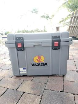 cooler grey 45 qt used great condition