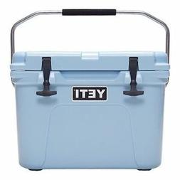 Yeti Cooler Roadie 20 Quart Ice Blue YR20B New