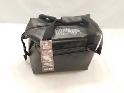 BISON COOLER SOFTPAK ICE CHEST 12 CAN  BOTTLE OPENER   NWT